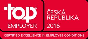TOP Employers logo